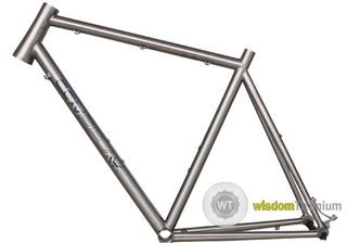 Titanium Frame for Road Bike Disc Brake 700C