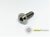 Ti64 Titanium Motorcycle Bolts