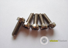titanium 3 piece wheel bolt multiple color M7*24.5