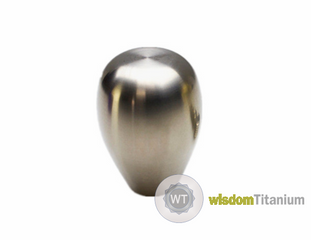 Custom Titanium Gear Shift Knob